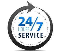 24 horas 7 dias a la semana