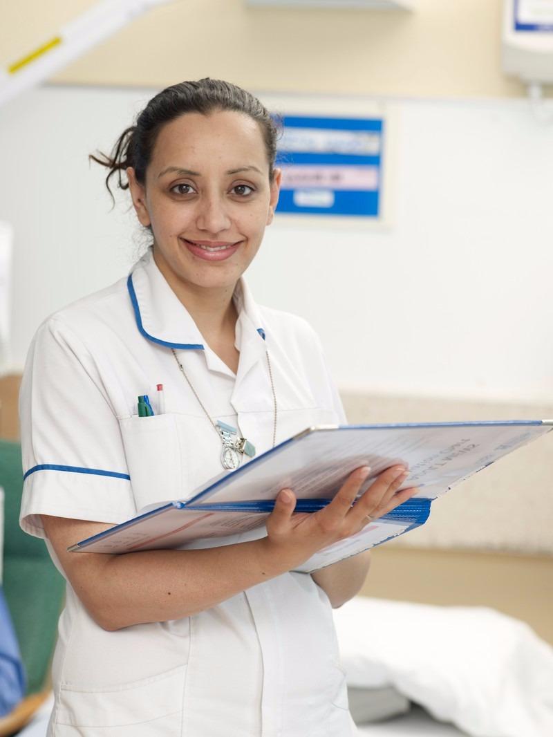 enfermera hospital de prisiones